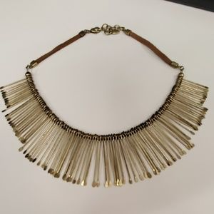 GUESS choker necklace